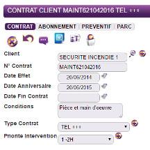 contrat de maintenance SAV