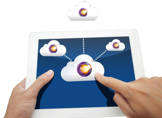 Application mobile iPad Clouddi SAV